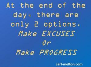 Perseverance, Progress